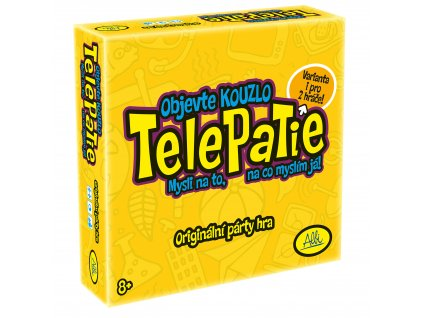 Telepatie party hra ALBI krabice