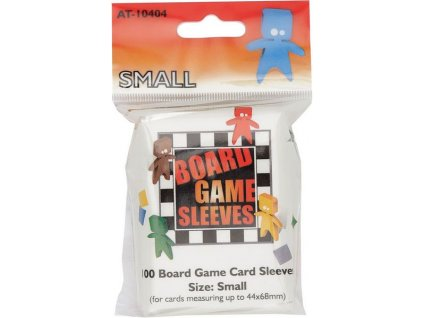 at 10404 board game sleeves small b1