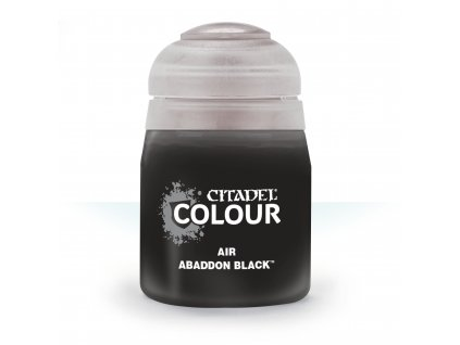 Air Abaddon Black