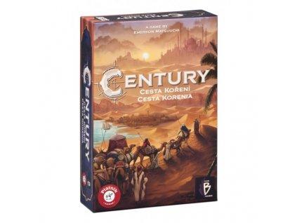 century i cesta koreni1