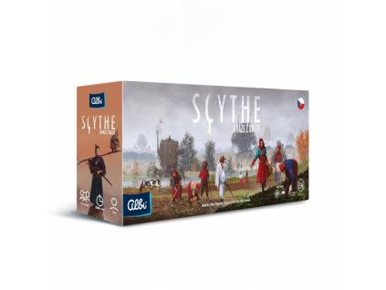Scythe: Invaze z dálek