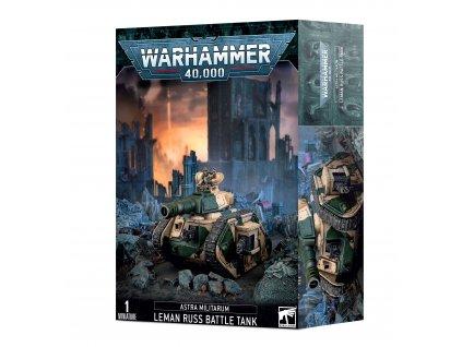 Astra Millitarum Leman Russ Battle Tank