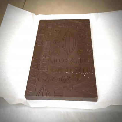 Couverture DOMINICAN REP. 70% | Öko Caribe - čokoláda na vaření, bio