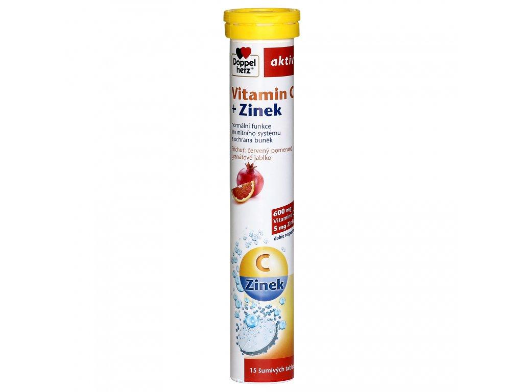 Vitamin C Zinek