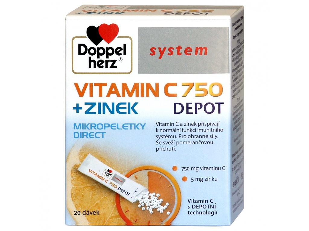 vitamin C 750