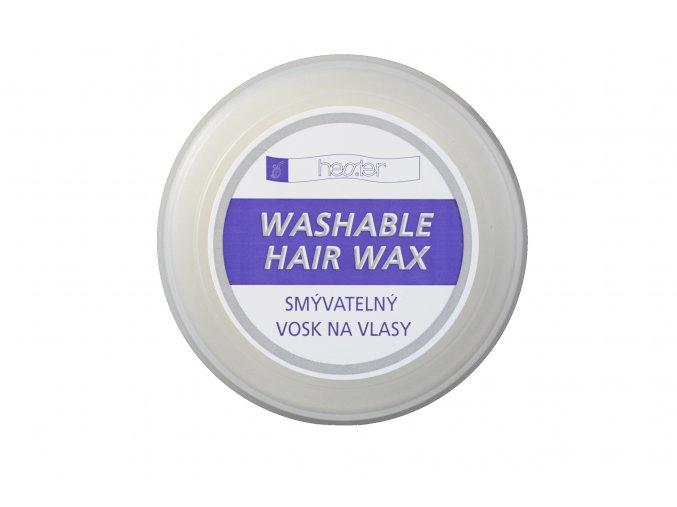 Washable Hair Wax - Smývatelný vosk na vlasy