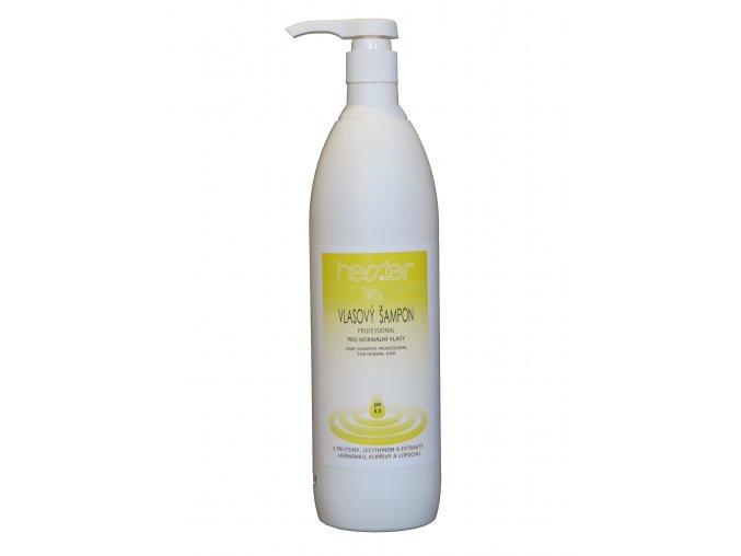 Vlasový šampon Professional pro normální vlasy s dávkovací pumpou 1000 ml