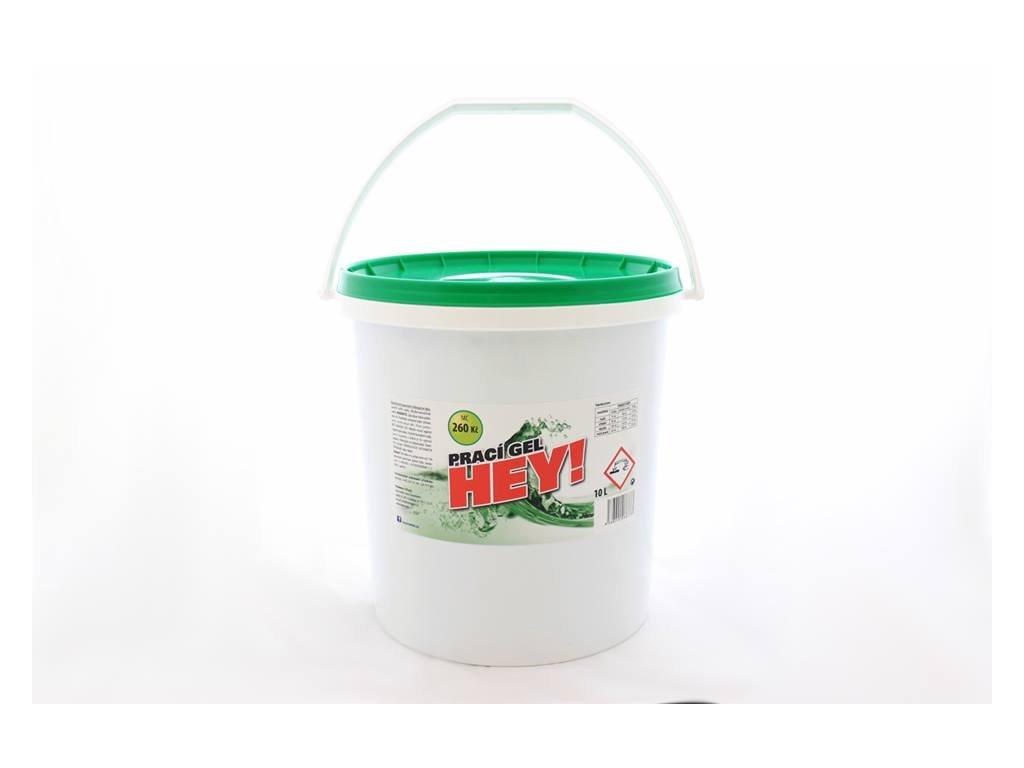 Prací gel HEY! 10l - 133 dávek