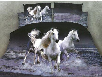 3D povlečení - koně 2