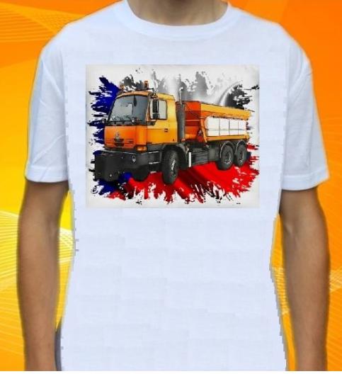 Nová trička NÁKLADNÍCH AUT