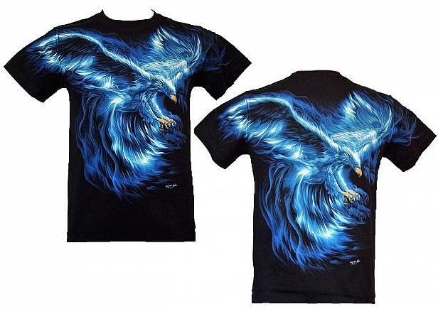 Nová trička se svítícím potiskem