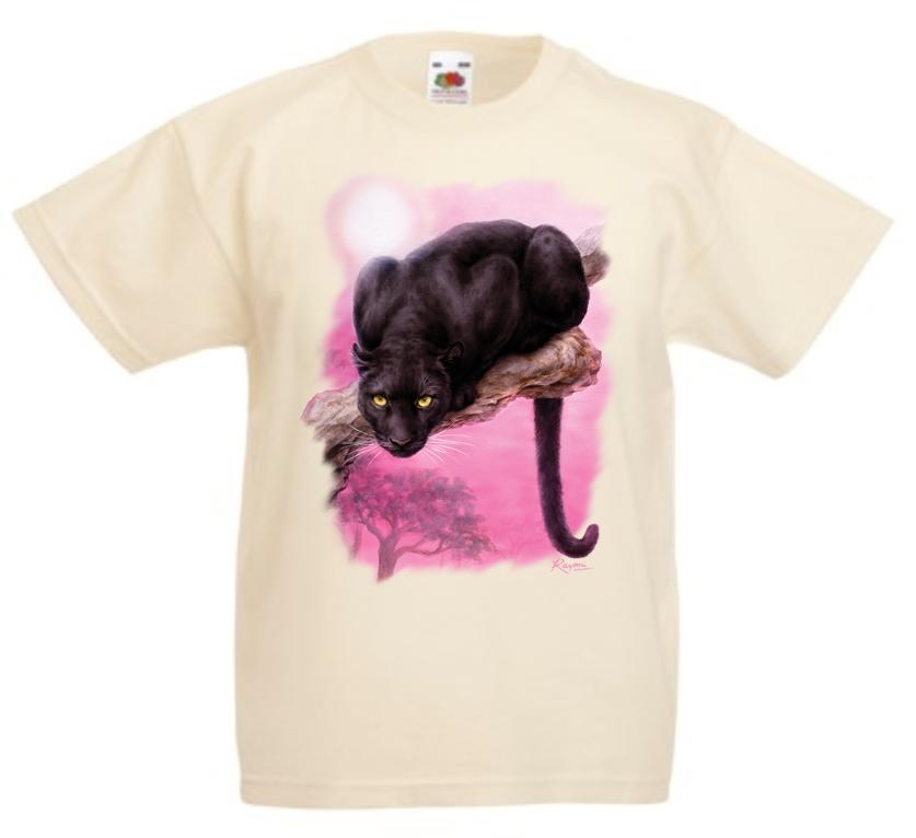 Nová trička s UV potiskem, která vybarví sluníčko