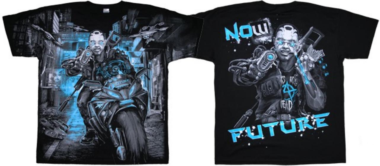 Nová trička