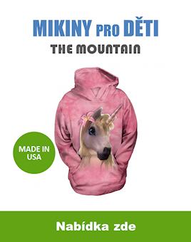 Mikiny pro děti the Mountain