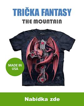 Oblečení s potiskem fantasy