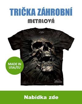 Metalová trička