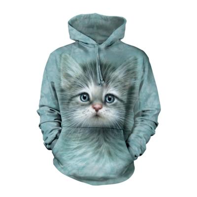 Oblečení s potiskem kočky