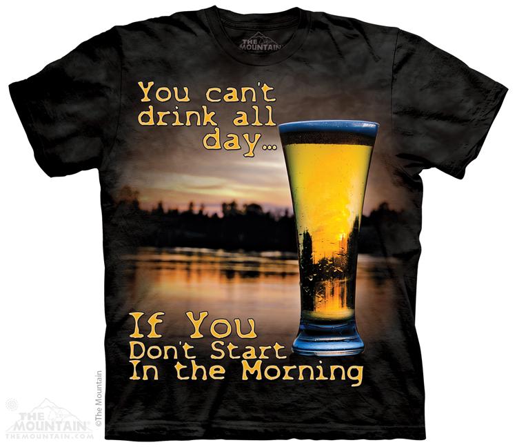 Oblečení s potiskem piva