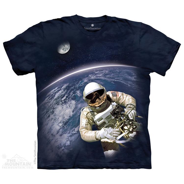 Oblečení s potiskem sci-fi a vesmíru