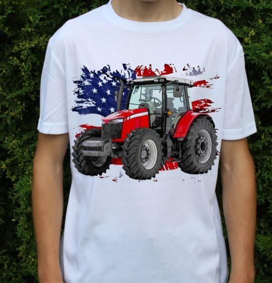 Fototrička Traktory