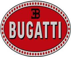 Dětská trička s potiskem aut Bugatti