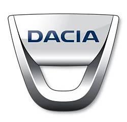 Fototrička auta Dacia