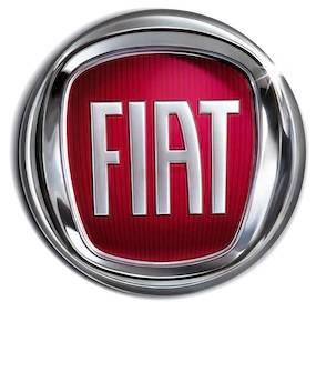 Dětská trička s potiskem aut Fiat