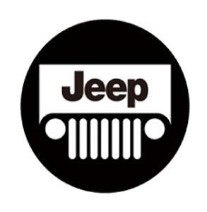 Dětská trička s potiskem aut Jeep