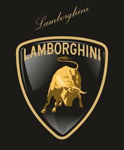 Dětská trička s potiskem aut Lamborghini