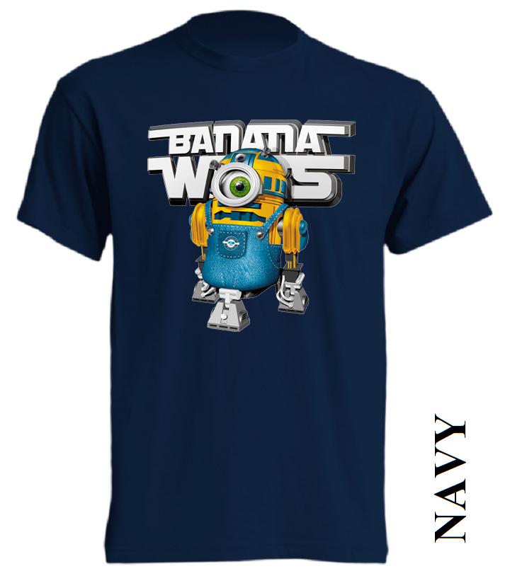Dětská trička tmavě modrá