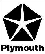 Dětská trička s potiskem aut Plymouth