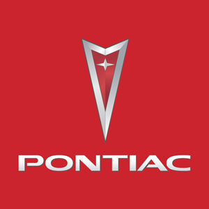 Dětská trička s potiskem aut Pontiac