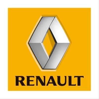 Dětská trička s potiskem aut Renault