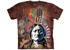 Oblečení s potiskem Indiánů