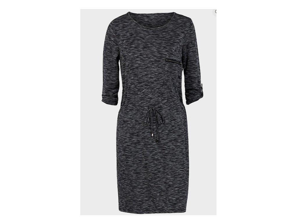 Dámské teplákové šaty 2f0fd884348
