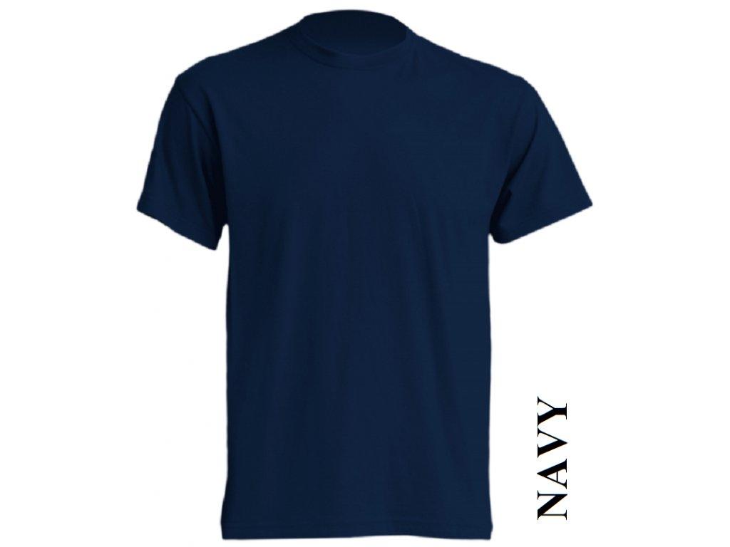 97a36cd1c14 Dětské tričko tmavě modré