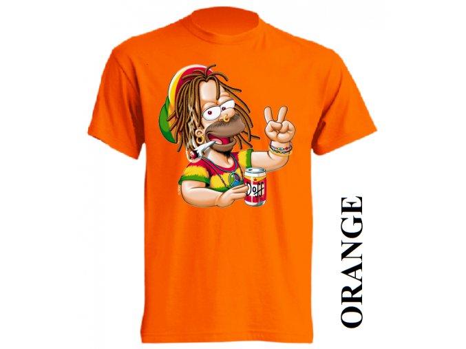 3d-tricko-rasta-homer-simpson-oranzove