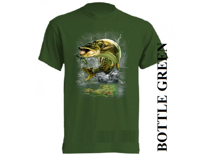 zelene-tricko-stika-pike