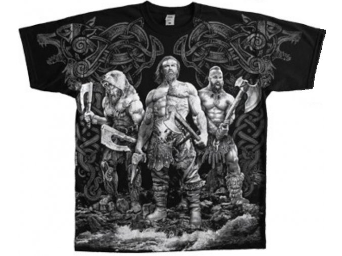 tricko horda vikingu