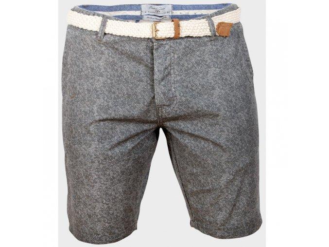 pánské, levné, šortky, stříbrné, se vzorem