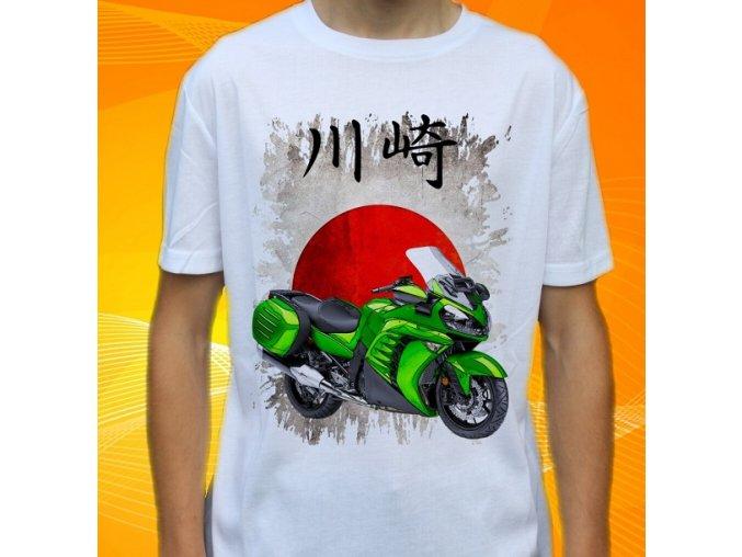 Kawasaki CONCOURS h