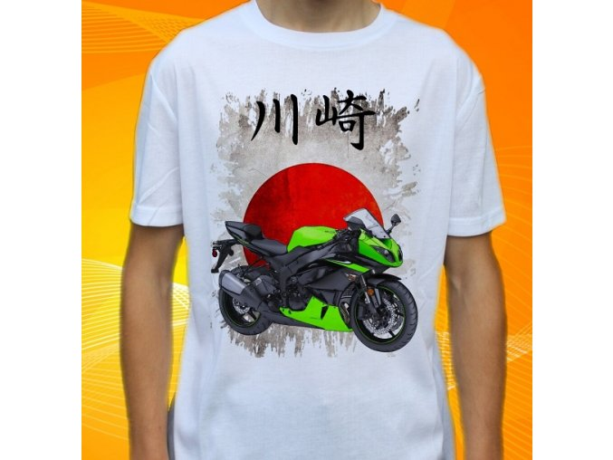 Kawasaki Ninja ZX 6R h