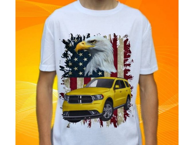 tričko s autem Dodge Durango