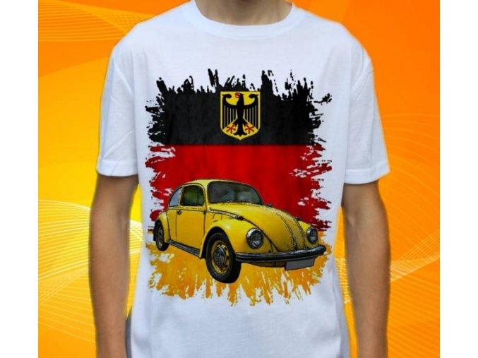 tričko s autem Volkswagen Brouk