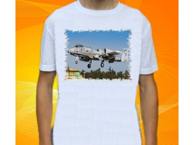tričko, dětské, pánské, potisk, letadlo, vojenské