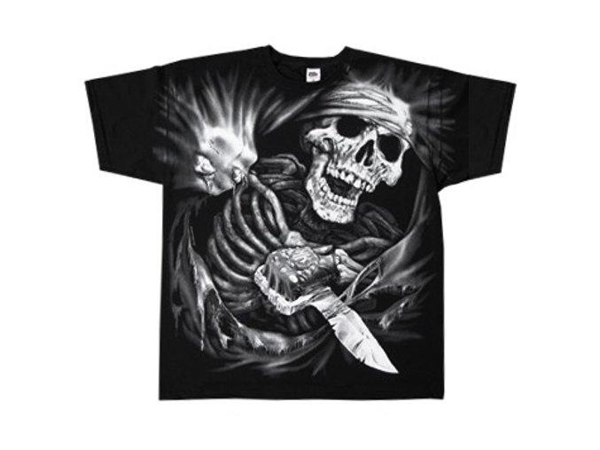 tričko MMA zabiják