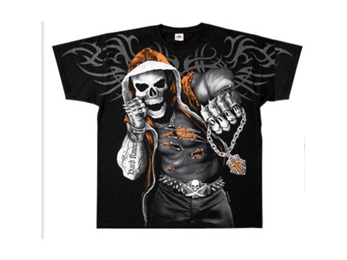 tričko MMA soupeř
