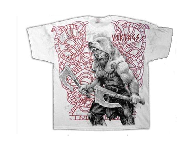 tričko viking bestie