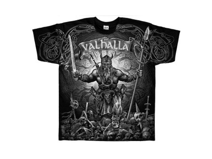 tričko hrdý viking