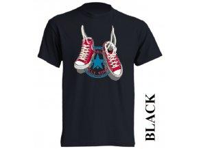 levné-dětské-tričko-černé-tenisky